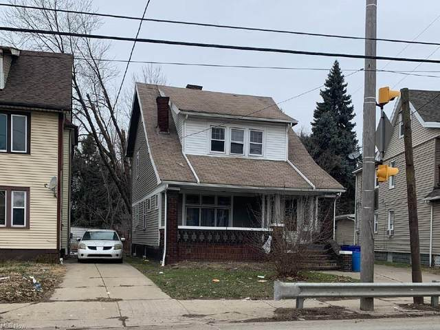 6823 Harvard Avenue, Cleveland, OH 44105 (MLS #4251987) :: The Holden Agency
