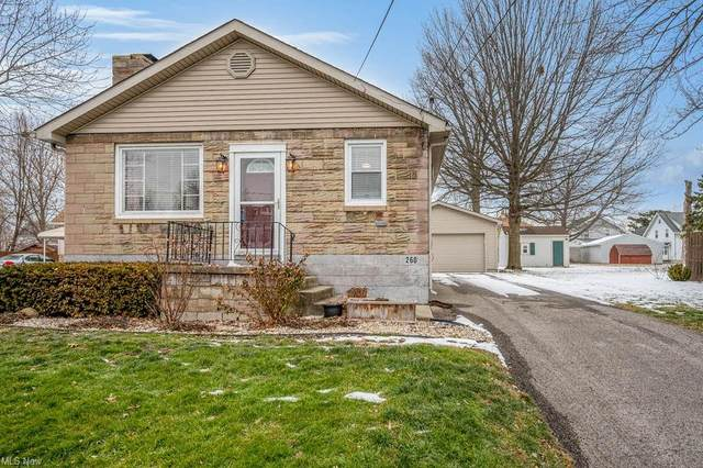 260 E Howard Street, Girard, OH 44420 (MLS #4252130) :: RE/MAX Trends Realty