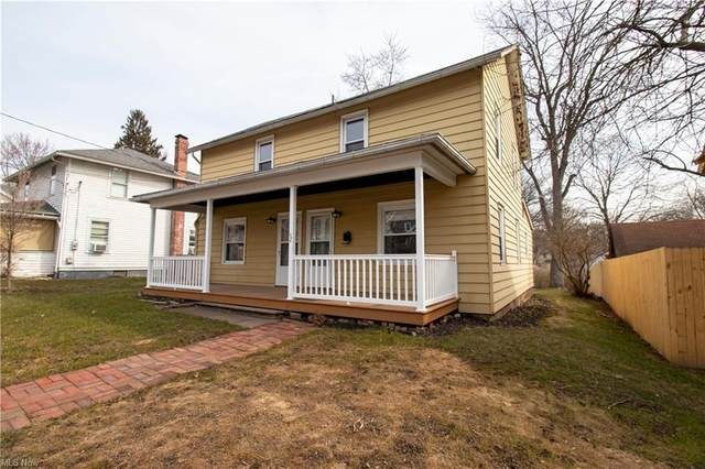 509 Gasche Street, Wooster, OH 44691 (MLS #4252367) :: Keller Williams Chervenic Realty
