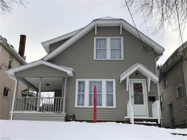 3204 12th Street NW, Canton, OH 44708 (MLS #4253737) :: RE/MAX Trends Realty