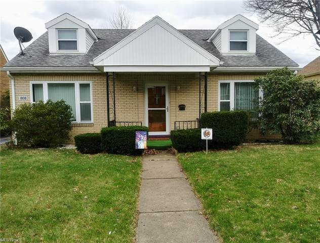 1808 Oregon Avenue, Steubenville, OH 43952 (MLS #4254325) :: RE/MAX Edge Realty