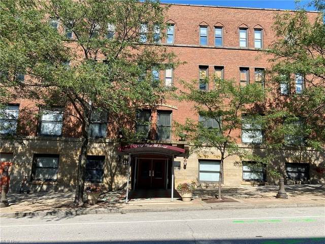 1133 W 9th Street #113, Cleveland, OH 44113 (MLS #4254419) :: Jackson Realty