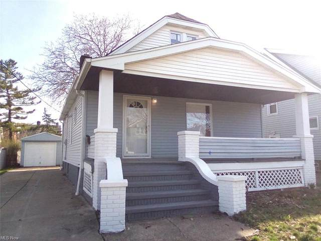 5613 Northcliff Avenue, Cleveland, OH 44144 (MLS #4254904) :: Select Properties Realty