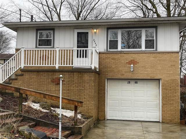 2846 Linwood Road, Akron, OH 44312 (MLS #4255031) :: RE/MAX Edge Realty