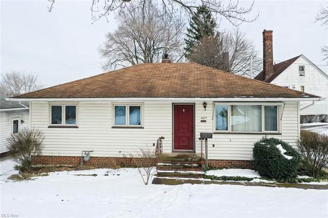 4637 Morningside Drive, Cleveland, OH 44109 (MLS #4255076) :: RE/MAX Trends Realty