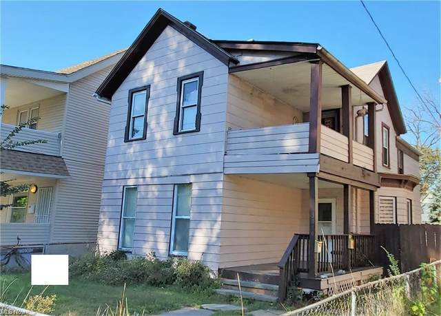 3010 Daisy Avenue, Cleveland, OH 44109 (MLS #4255117) :: The Holden Agency