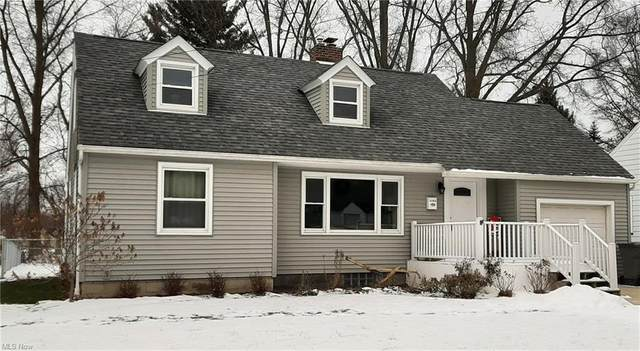 3302 Bears Den Road, Youngstown, OH 44511 (MLS #4255143) :: The Holden Agency