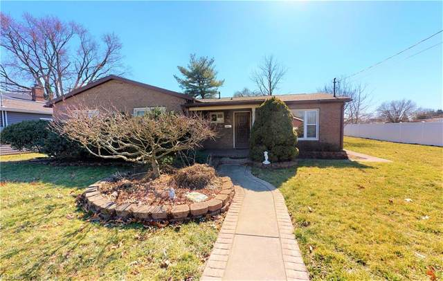 906 18th Street, Vienna, WV 26105 (MLS #4255846) :: The Art of Real Estate