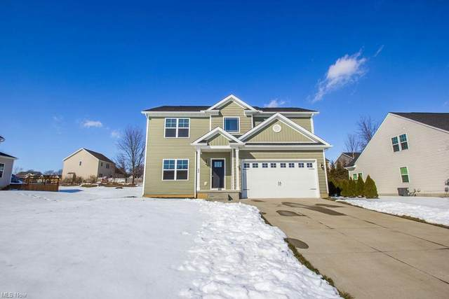 206 Duane Lane, Wadsworth, OH 44281 (MLS #4255863) :: The Holden Agency
