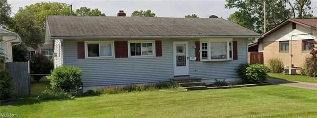15961 Agnes Boulevard, Brook Park, OH 44142 (MLS #4256426) :: Tammy Grogan and Associates at Cutler Real Estate