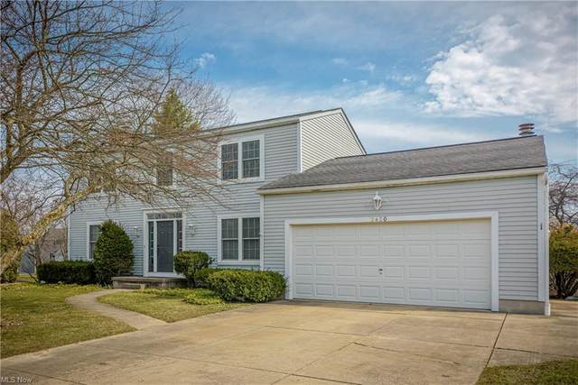 2420 Balmoral Drive, Akron, OH 44333 (MLS #4256599) :: Keller Williams Chervenic Realty