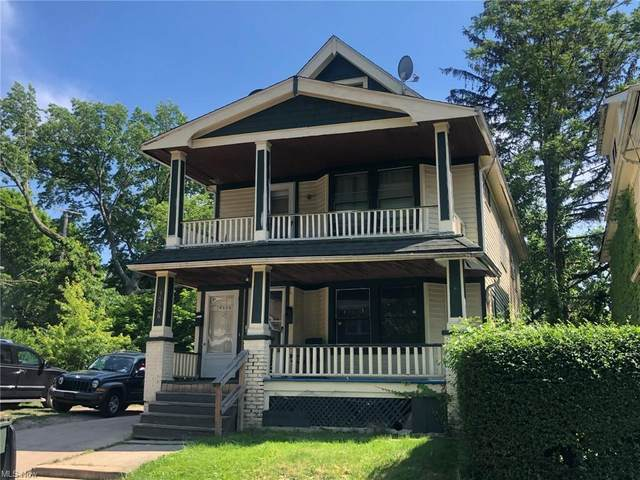 14304 Scioto Avenue, East Cleveland, OH 44112 (MLS #4256704) :: RE/MAX Trends Realty