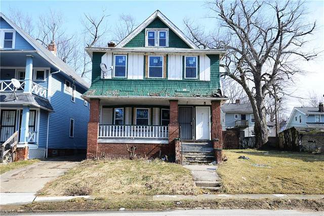 1085 E 143rd Street, Cleveland, OH 44110 (MLS #4256935) :: The Holden Agency