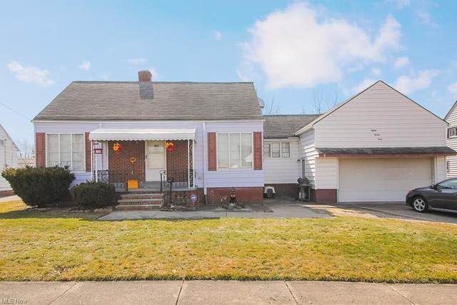 8023 Liberty Avenue, Parma, OH 44129 (MLS #4256980) :: The Art of Real Estate