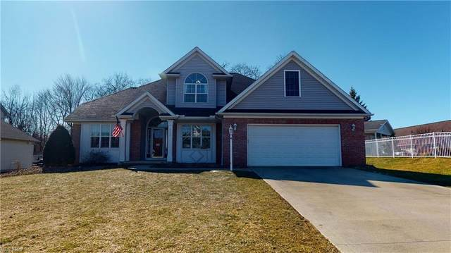 4184 Cherryshire Drive, Brunswick, OH 44212 (MLS #4257544) :: The Holden Agency