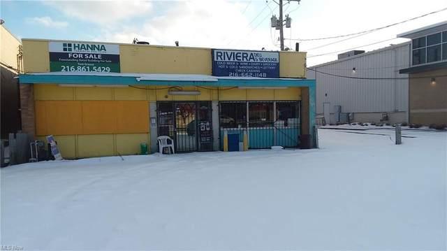 23820 Miles Road, Bedford Heights, OH 44128 (MLS #4257640) :: The Kaszyca Team