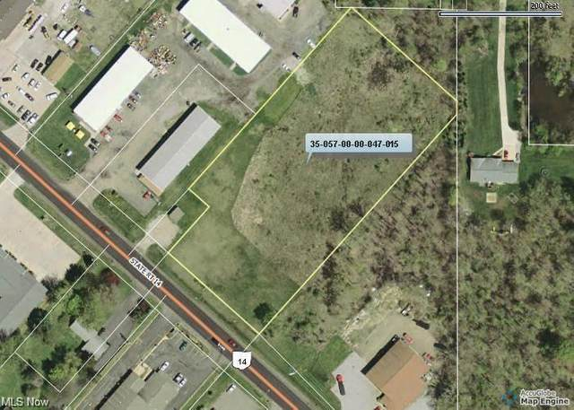 State Route 14, Streetsboro, OH 44241 (MLS #4257843) :: The Jess Nader Team | RE/MAX Pathway