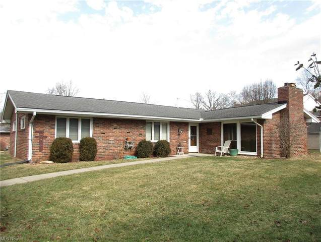 206 Rathbone Road, Marietta, OH 45750 (MLS #4257866) :: Keller Williams Chervenic Realty