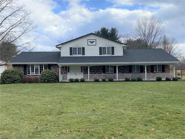 616 Sugar Camp Drive, East Palestine, OH 44413 (MLS #4258155) :: The Holden Agency