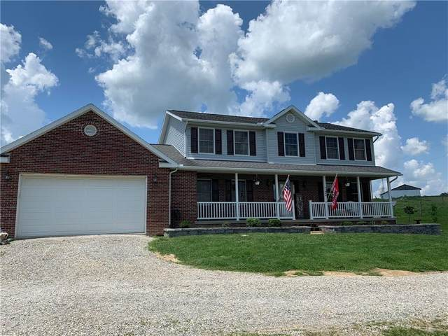 71990 Henderson Ridge Road, St. Clairsville, OH 43950 (MLS #4258279) :: The Holden Agency