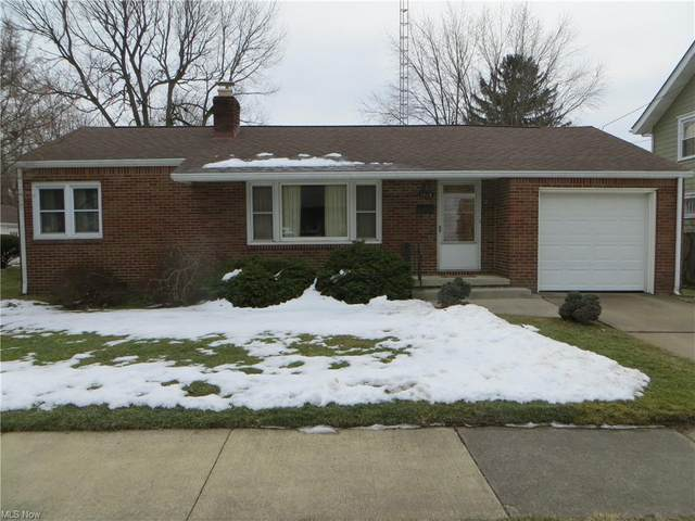1414 Norwood Place NW, Canton, OH 44709 (MLS #4258310) :: Krch Realty