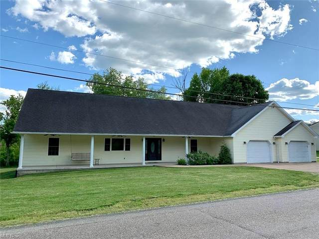 542 Riverfront Road, Coolville, OH 45723 (MLS #4259675) :: The Holden Agency
