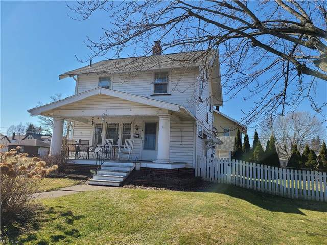 401 Linwood Avenue NW, Canton, OH 44708 (MLS #4260047) :: Tammy Grogan and Associates at Cutler Real Estate
