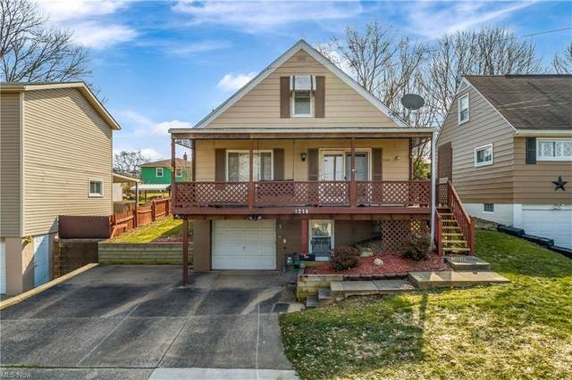 1214 Auburn Avenue, Barberton, OH 44203 (MLS #4260105) :: RE/MAX Trends Realty