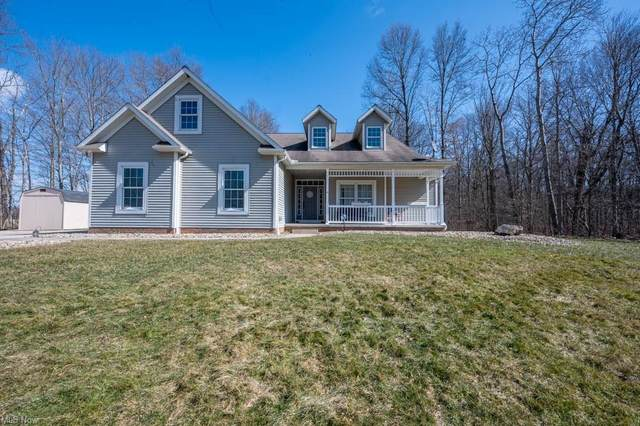 1174 Watson Road, Deerfield, OH 44411 (MLS #4260219) :: Keller Williams Chervenic Realty