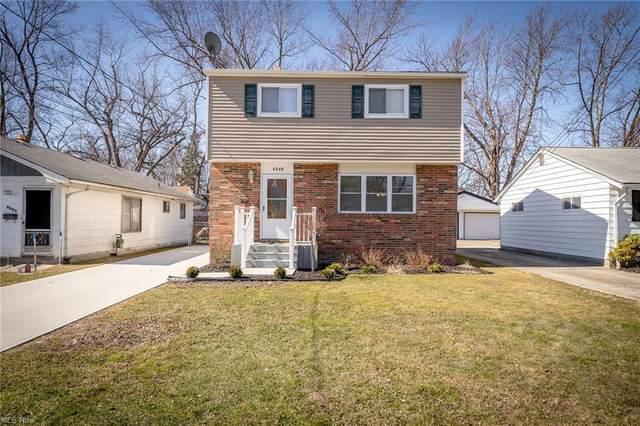1218 E 346th Street, Eastlake, OH 44095 (MLS #4260260) :: Keller Williams Legacy Group Realty
