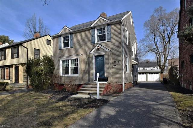 2319 Scholl Road, University Heights, OH 44118 (MLS #4260707) :: The Art of Real Estate