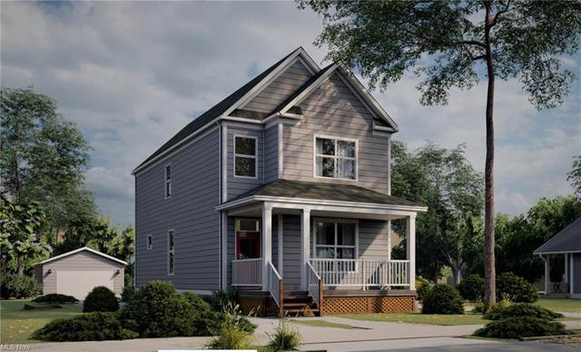 1521 E 123rd Street, Cleveland, OH 44106 (MLS #4261142) :: The Holden Agency