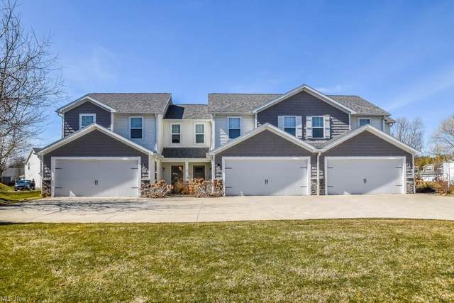 1300 Cascade Circle NW, Canton, OH 44708 (MLS #4261310) :: The Kaszyca Team