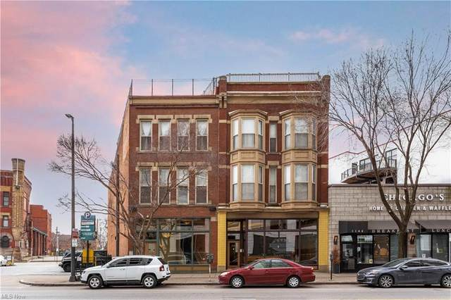1148 Prospect Avenue E B, Cleveland, OH 44115 (MLS #4261534) :: The Holden Agency
