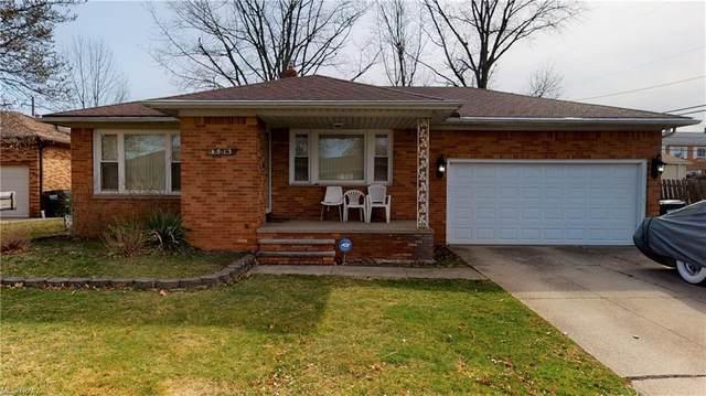 4713 Wolverton Drive, Warrensville Heights, OH 44128 (MLS #4261735) :: Keller Williams Chervenic Realty
