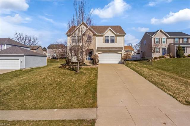 228 Duane Lane, Wadsworth, OH 44281 (MLS #4262009) :: The Art of Real Estate