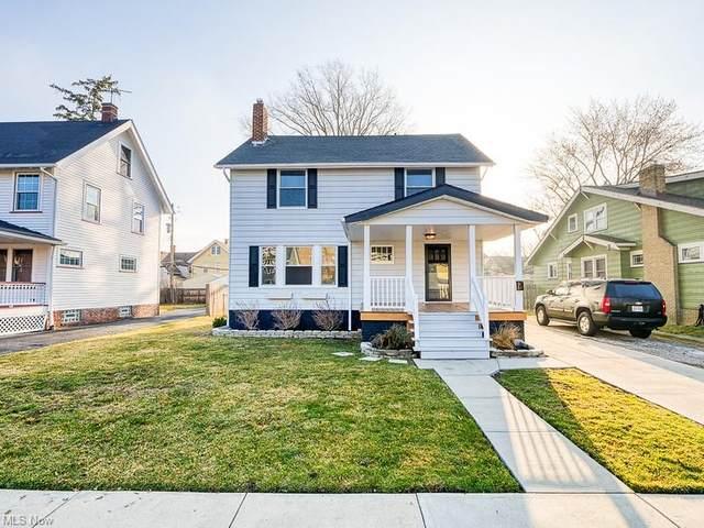2029 Belle Avenue, Lakewood, OH 44107 (MLS #4262114) :: Keller Williams Chervenic Realty