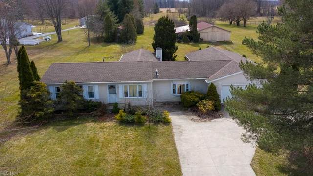 7206 Crocker Road, Valley City, OH 44280 (MLS #4262362) :: RE/MAX Trends Realty
