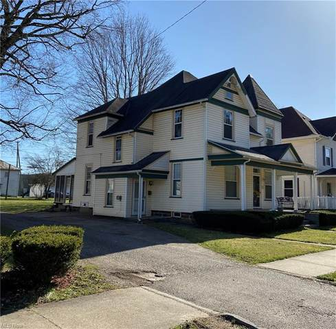 381 E Canal Street, Newcomerstown, OH 43832 (MLS #4262784) :: The Kaszyca Team