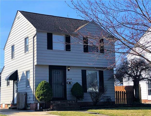 4515 Wellington Avenue, Parma, OH 44134 (MLS #4262907) :: Select Properties Realty