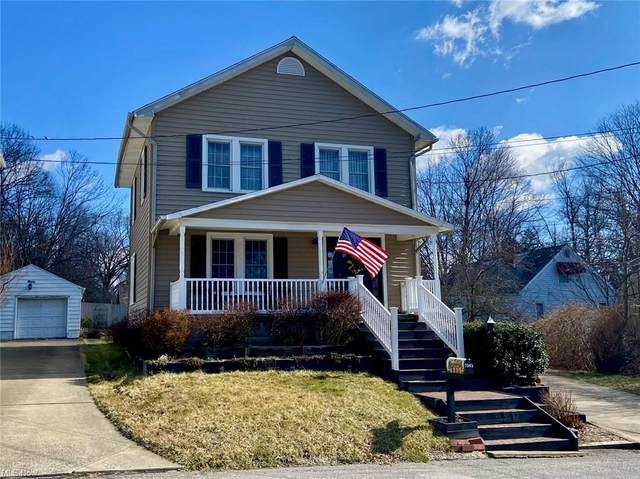 7545 Francis Street, Masury, OH 44438 (MLS #4262936) :: RE/MAX Edge Realty