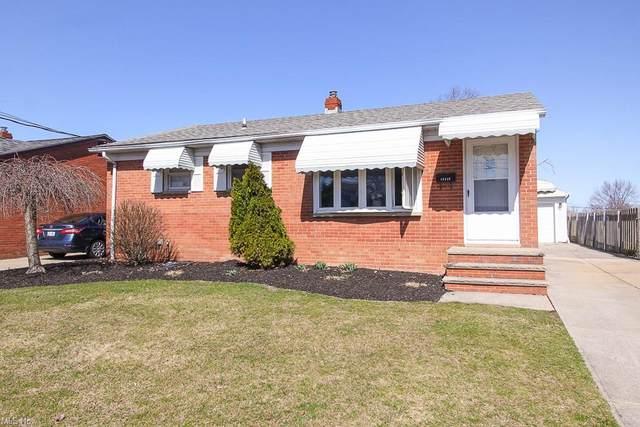 14316 Parkman Boulevard, Brook Park, OH 44142 (MLS #4263055) :: The Holden Agency
