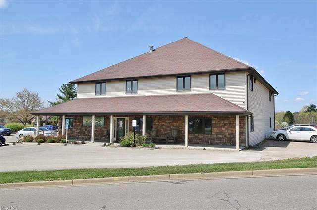 1101 Colony Drive, Zanesville, OH 43701 (MLS #4263158) :: The Kaszyca Team