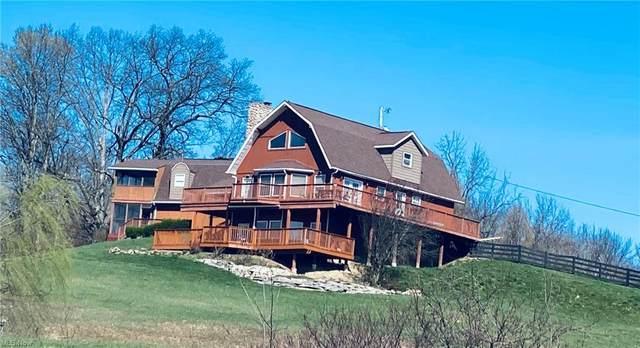 58085 Mel Frakes Road, Salesville, OH 43778 (MLS #4264462) :: Keller Williams Chervenic Realty
