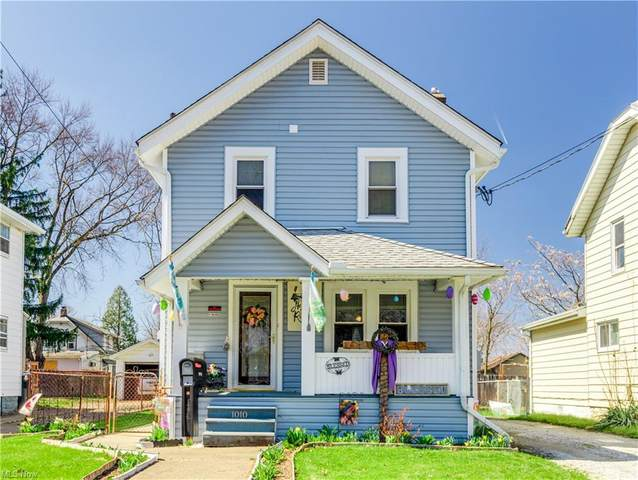 1010 Herberich Avenue, Akron, OH 44301 (MLS #4264477) :: RE/MAX Edge Realty