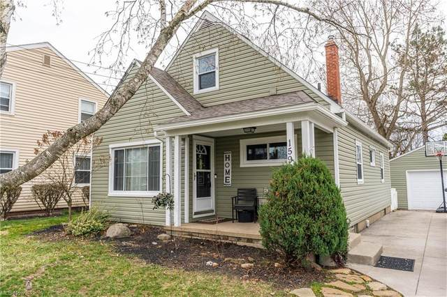 1596 Fairfax Road, Akron, OH 44313 (MLS #4264641) :: RE/MAX Edge Realty