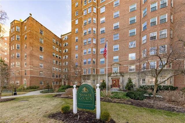 13720 Shaker Boulevard #303, Cleveland, OH 44120 (MLS #4264822) :: The Kaszyca Team