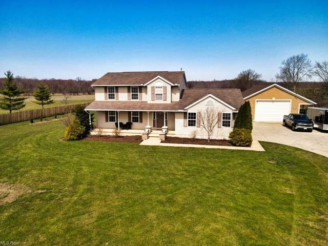 7151 Center Road, Valley City, OH 44280 (MLS #4265006) :: The Art of Real Estate