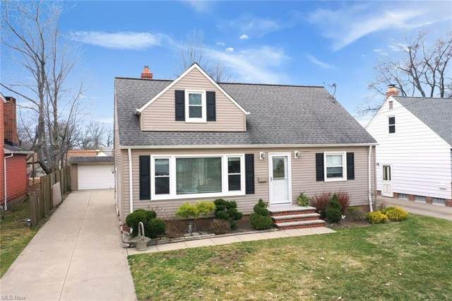 1714 Gilbert Drive, Mayfield Heights, OH 44124 (MLS #4265037) :: Keller Williams Chervenic Realty