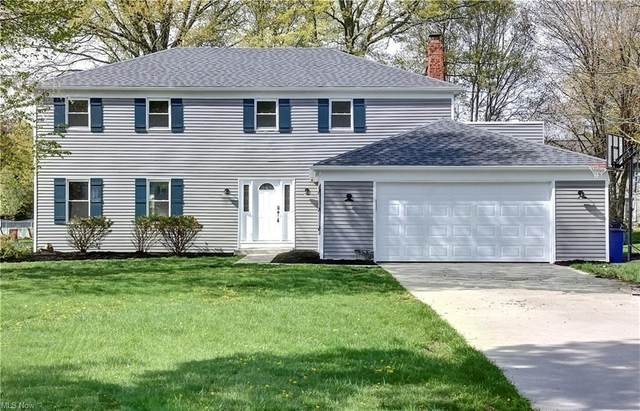 2452 Glen Valley Drive, Westlake, OH 44145 (MLS #4265185) :: The Art of Real Estate